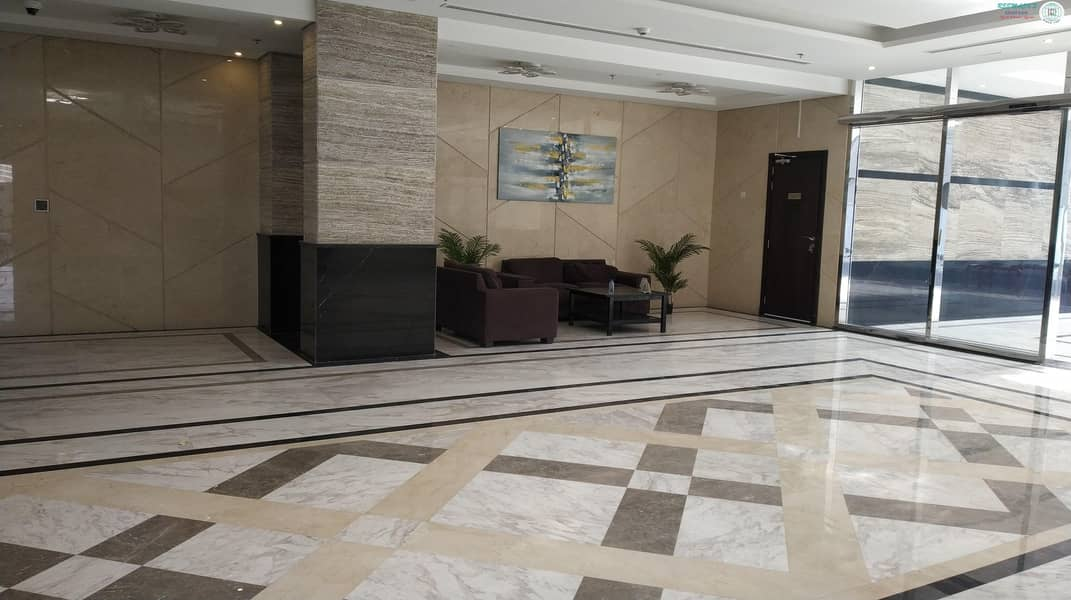 10 BRAND NEW BIGGEST 1 BHK WITH SEMI CLOSED KITCHEN - BALCONY - GYM - PARKING