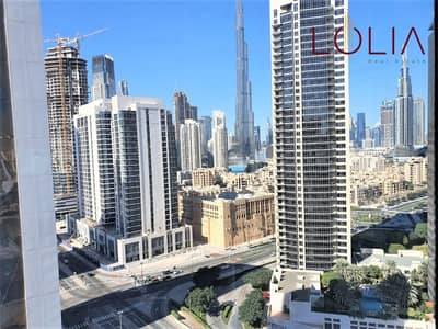 Office for Rent in Business Bay, Dubai - Fitted office with Glass Partition |Prime Location