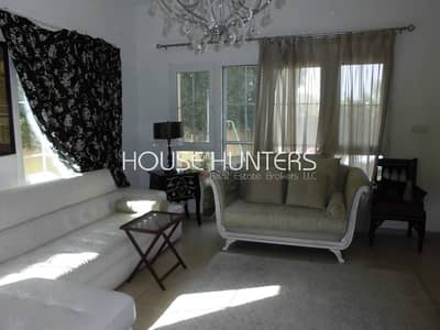 3 Bedroom Villa for Rent in Arabian Ranches, Dubai - Type 1E | Backing park | 3 bedroom | Al Reem