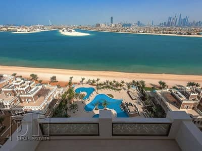 5 Bedroom Penthouse for Rent in Palm Jumeirah, Dubai - Penthouse|Newly Refurbished|Available Now