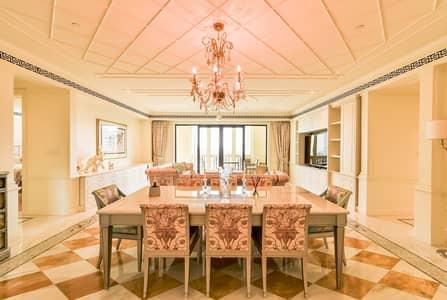فلیٹ 2 غرفة نوم للايجار في قرية التراث، دبي - Exclusive | Fully Furnished | Partial Creek View