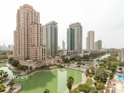 2 Bedroom Apartment for Rent in The Views, Dubai - Canal View | With Built-in Kitchen Appliances