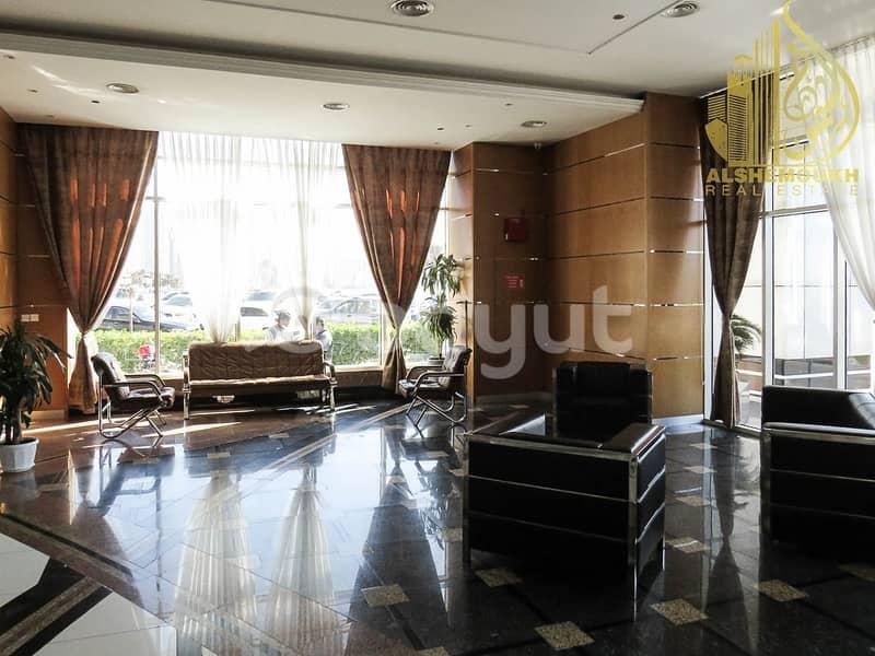 15 alkhan/beach tower 1 / a spacious balcony with a wonderful view