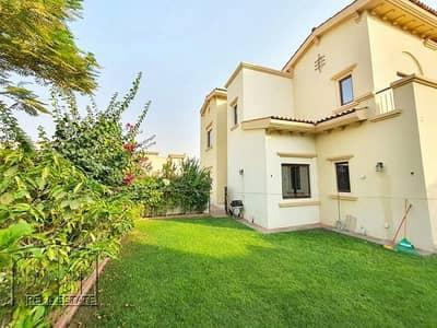 فیلا 3 غرف نوم للبيع في ريم، دبي - Vastu compliant full corner 2e with 3,500 plot