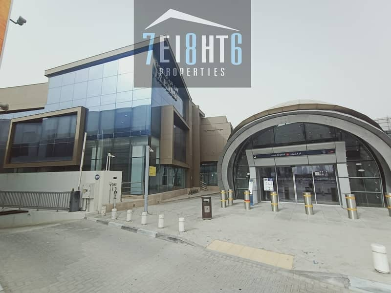 2 4784 sq ft shops for rent in Umm Al Shief
