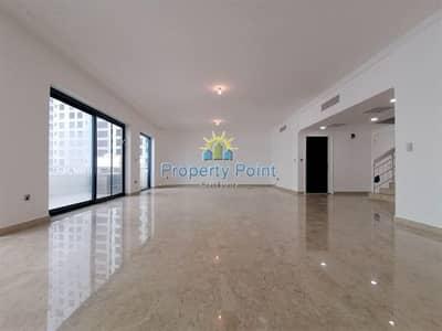 فلیٹ 3 غرف نوم للايجار في الخالدية، أبوظبي - Big Balcony   Newly Renovated 3-bedroom Duplex Unit   Maids Rm   Parking