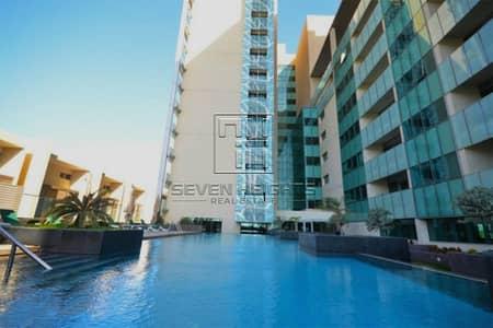 شقة 4 غرف نوم للايجار في شاطئ الراحة، أبوظبي - Hottest Price For 4BR With Community View.