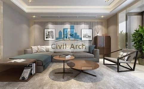 فلیٹ 2 غرفة نوم للبيع في الخليج التجاري، دبي - Largest FURNISHED 2BR at 2 million+7 years payment plan OCT 2023