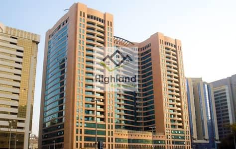 شقة 1 غرفة نوم للايجار في شارع حمدان، أبوظبي - Luxurious One Bedroom in Al Jazeera Towers