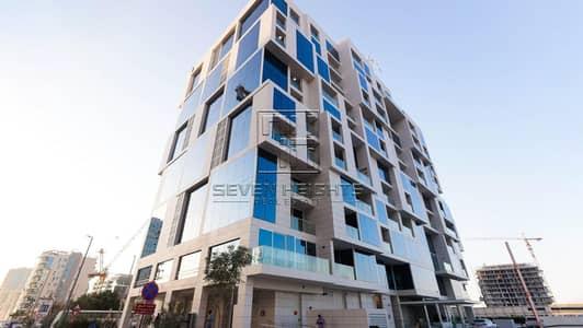شقة 1 غرفة نوم للايجار في شاطئ الراحة، أبوظبي - 1BR With Big Balcony | Top Floor & City View.