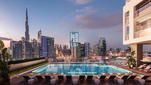 Studio for Sale in Business Bay, Dubai - Best Selling Studio in Business Bay| Premium waterfront location