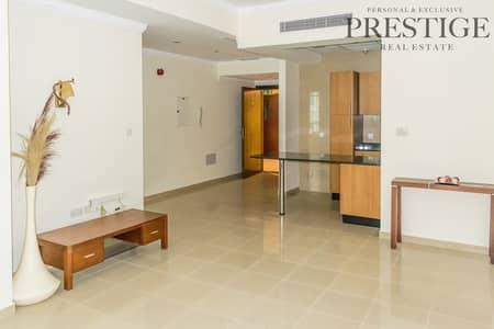 شقة 1 غرفة نوم للايجار في دبي مارينا، دبي - Amazing Large 1 Bedroom Good location Chiller free