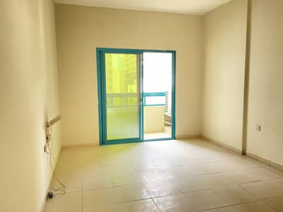 1 Bedroom Flat for Rent in Al Nahda, Sharjah - Nice 1bhk with balcony 6 cheques near sahara mall