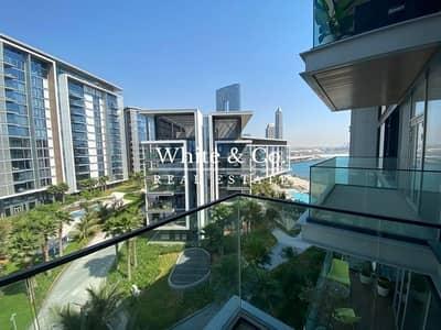 شقة 1 غرفة نوم للايجار في جزيرة بلوواترز، دبي - LUXURY HOME | SPACIOUS | SEA VIEW