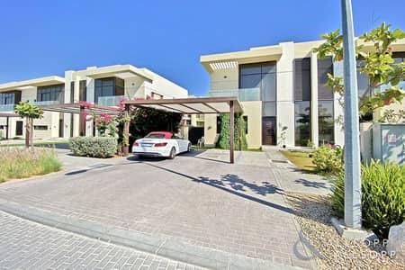 3 Bedroom Townhouse for Sale in DAMAC Hills (Akoya by DAMAC), Dubai - 3 Bedrooms Villa | End Unit | Landscaped