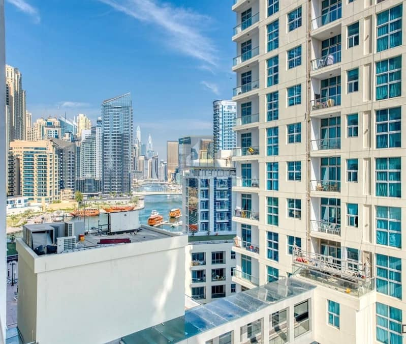 High End Fully Furnished 1BR Marina View