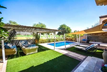 فیلا 4 غرف نوم للبيع في عقارات جميرا للجولف، دبي - Exclusive | Stunning Golf Course Views | Muirfield