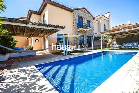 4 Bedroom Villa for Sale in Jumeirah Golf Estate, Dubai - Exclusive | Stunning Golf Course Views | Muirfield