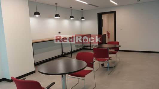 Office for Rent in Umm Ramool, Dubai - 750 Sqft Office With Airport View In Umm Ramool