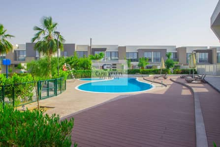 4 Bedroom Villa for Sale in Wasl Gate, Dubai - Corner Unit | 4B | SINGLE ROW   | Close To Pool