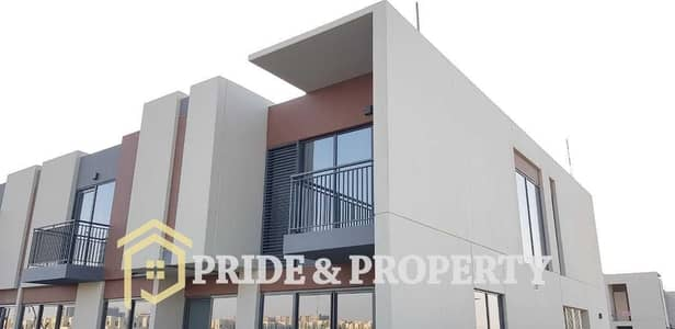 تاون هاوس 4 غرف نوم للبيع في دبي لاند، دبي - ON THE POOL & PARK | LARGE PLOT | 4 BEDROOM+MAIDS