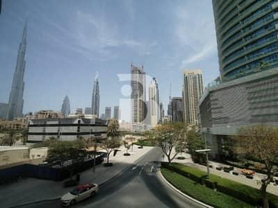 2 Bedroom Flat for Rent in Downtown Dubai, Dubai - SPACIOUS /HIGH FLOOR 2BEDROOM FULL BURJ KHALIFA VIEW