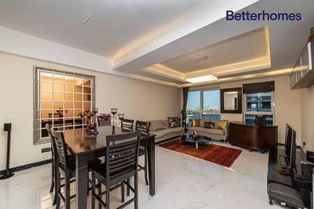 فلیٹ 1 غرفة نوم للايجار في أبراج بحيرات الجميرا، دبي - Upgraded | Fully Furnished | Cluster G