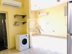 Specious Studio | Furnished kitchen | Free Wifi