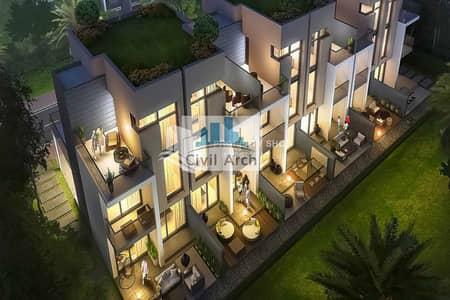 فیلا 5 غرف نوم للبيع في أكويا أكسجين، دبي - great 5 bedrooms villas for 1.2 million+ post handover payment** december 2021
