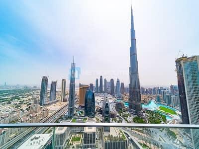 5 Bedroom Flat for Sale in Downtown Dubai, Dubai - Burj Khalifa View I Luxurious Unit I High Floor