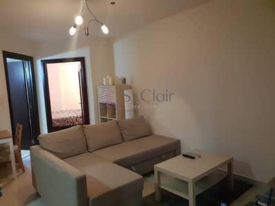 شقة 1 غرفة نوم للبيع في أبراج بحيرات الجميرا، دبي - Cozy Furnished 1 Bedroom Apartment for Sale in Dubai Gate One