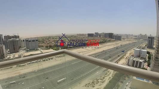 شقة 3 غرف نوم للايجار في قرية جميرا الدائرية، دبي - Spacious 3BHK + Study Room | 2 Balconies | 2 Parking | Fitted Kitchen