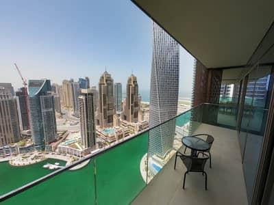 2 Bedroom Flat for Rent in Dubai Marina, Dubai - 2BR in the Best Bldg I Stunning Marina view