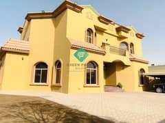 Corner Huge Plot | Elegant 8 Bedroom villa for Sale in AL warqa'a