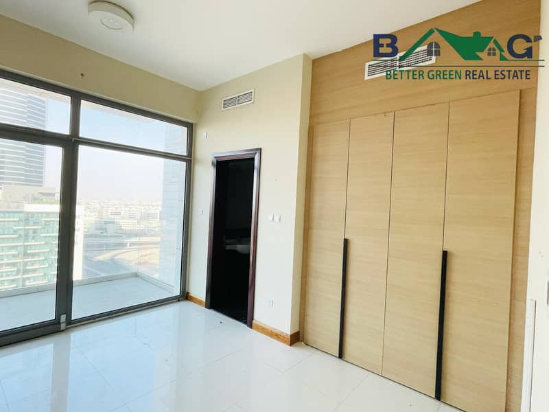 Equipped Kitchen 2 BR Chiller Free High Floor 2 Balconies