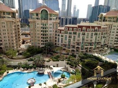 بنتهاوس 4 غرف نوم للايجار في وسط مدينة دبي، دبي - The  View, Space and Location  you'll Love to Stay.