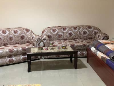 Studio for Rent in Ajman Downtown, Ajman - Furnished Studio Available For Rent In Horizon Towers On Monthly Basis