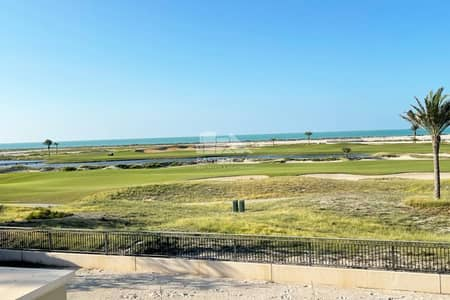 6 Bedroom Villa for Sale in Saadiyat Island, Abu Dhabi - Golf View ? Sea View ? Live in Contemporary Luxury