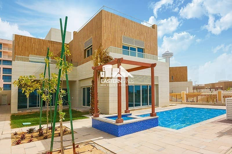 Zero Commission |Private Pool |Luxury Waterfront