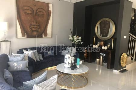 4 Bedroom Townhouse for Sale in DAMAC Hills (Akoya by DAMAC), Dubai - Corner unit | Large garden | Tenanted