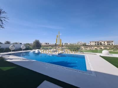7 Bedroom Villa for Sale in Dubai Hills Estate, Dubai - UPGRADED | LUXURY 7BEDRM | FULL GOLF VIEW READY TO MOVE