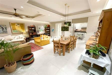 تاون هاوس 3 غرف نوم للايجار في عقارات جميرا للجولف، دبي - Extended Garden and Plot | Exclusive | Available