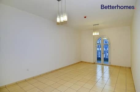Spacious | With Balcony | Community View | Unfurnished