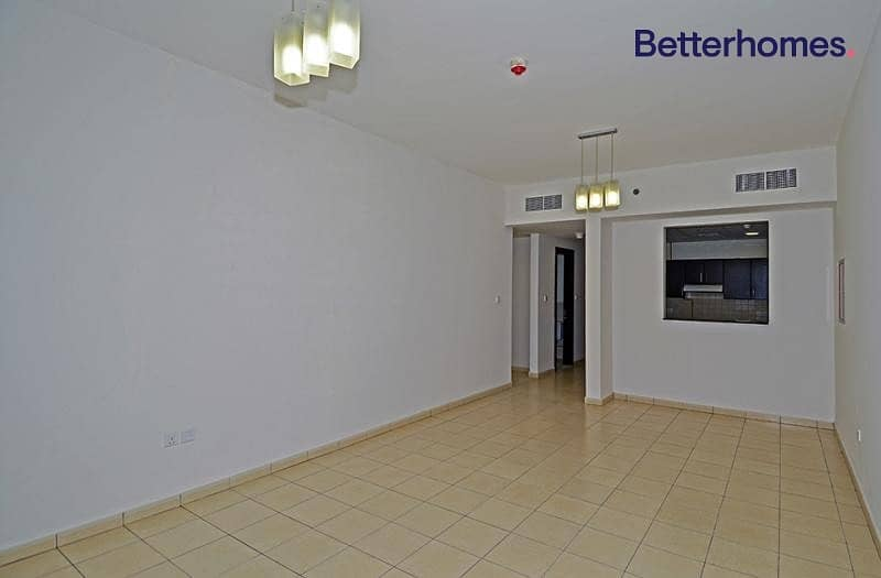 2 Spacious | With Balcony | Community View | Unfurnished