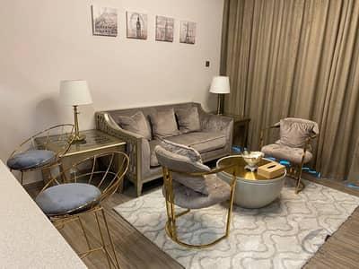 شقة 1 غرفة نوم للايجار في أبراج بحيرات الجميرا، دبي - One bhk Fully furnished  I Lake and almaz view I Prime Location