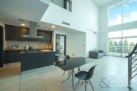 Two Bed Duplex Apartment | Skyline view