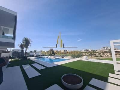 7 Bedroom Villa for Sale in Dubai Hills Estate, Dubai - UPGRADED | LUXURY 7BEDRM | FULL GOLF VIEW READY TO MOVE