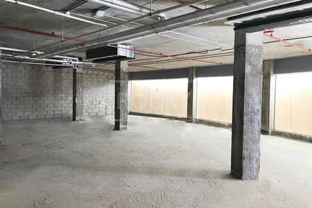 Shop for Rent in Jumeirah Lake Towers (JLT), Dubai - Spacious retail | Lake Level | Ideal for Supermart and Restaurant