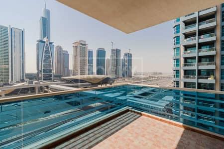 2 Bedroom Flat for Rent in Dubai Marina, Dubai - 2-Bed | Large Living Room | Close to Metro