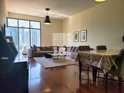 فلیٹ 2 غرفة نوم للبيع في أبراج بحيرات الجميرا، دبي - Furnished |  With Maid's Room | SZR View